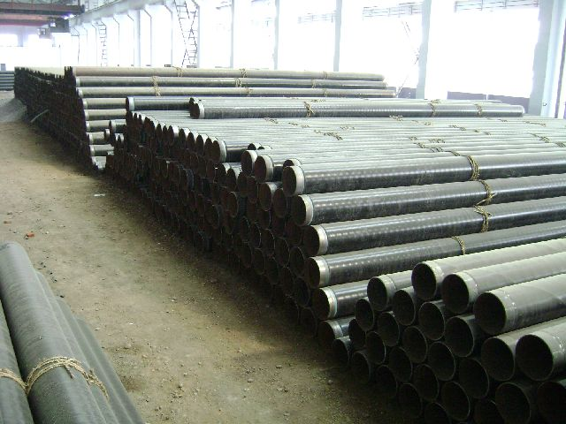 3 Layer PE & 3LPE(3PE) & 2LPE(2PE) Coated Pipes