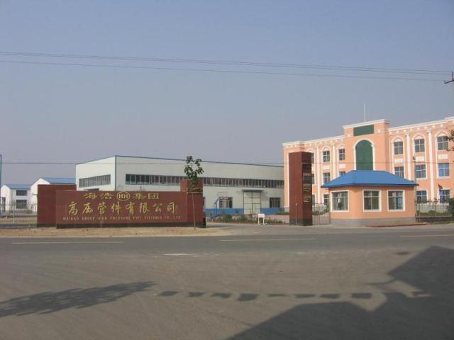 hebei haihao steel piping company