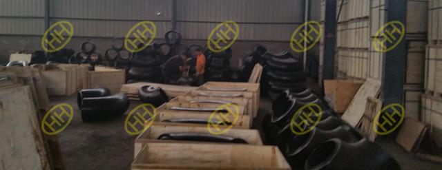 Butt-Welding-Pipe-Fittings-In-Hebei-Haihao-Factory