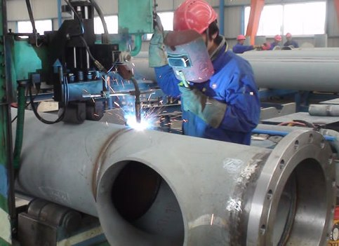 weld-flange-flange-pipe-and-tee-butt-welding-joint