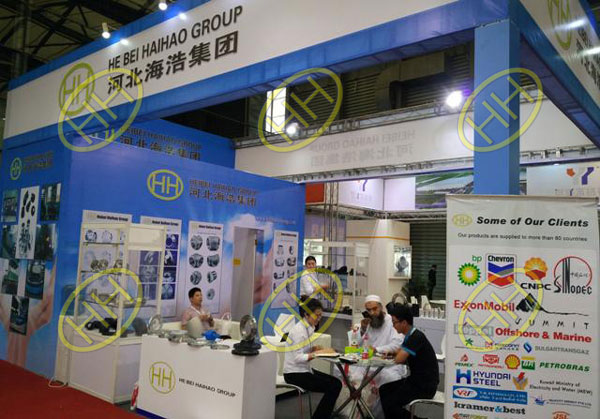 Haihao Group Attended Tube China Fair 2016