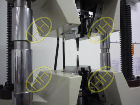 TENSILE TEST FOR PIPE FITTINGS MATERIAL