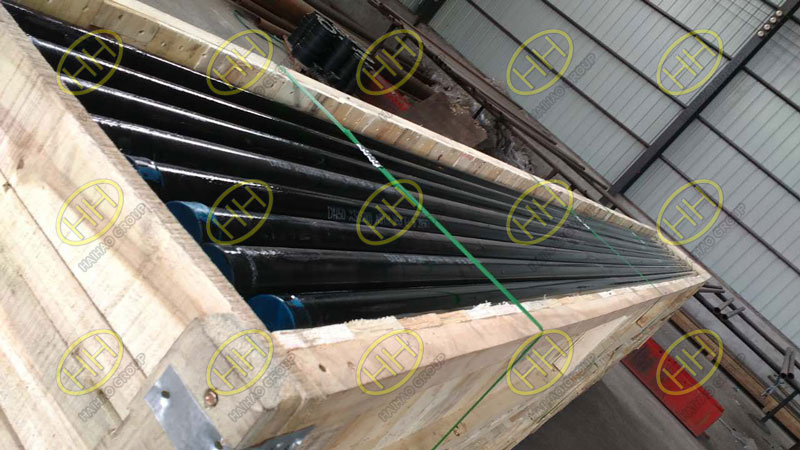 API 5L Steel Pipes Finished in Haihao Group