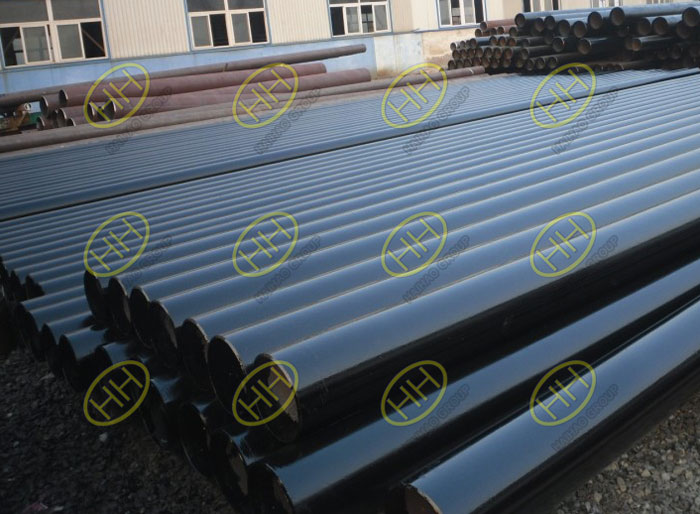 ASTM A106 Gr B seamless steel pipes