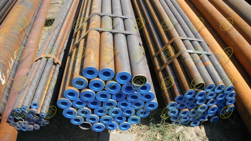 Introduction of small diameter seamless steel pipe