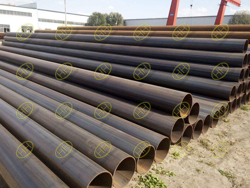 What is ERW steel pipe?
