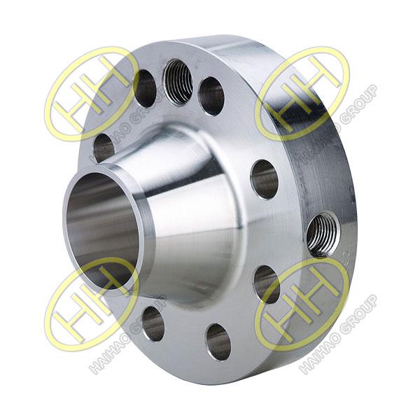 ANSI/ASME B16.36 class 300 welding neck RF orifice flange