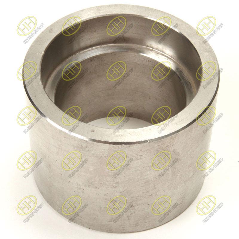 Stainless Steel Socket Weld Half Coupling