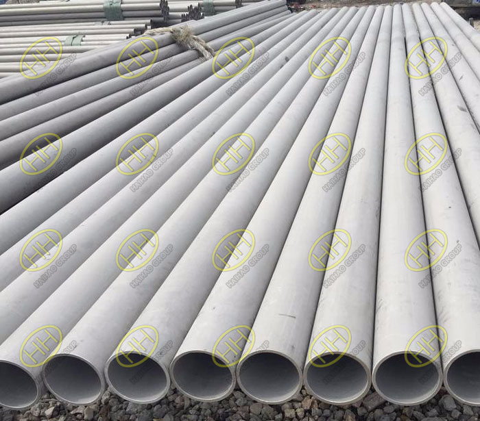 ASTM A312 TP316L seamless steel pipes
