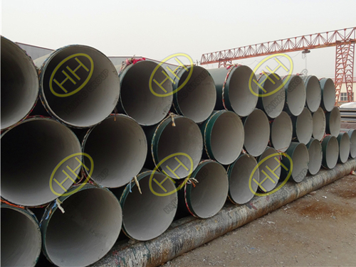 Cement Mortar Lining Protect Steel Water Pipe