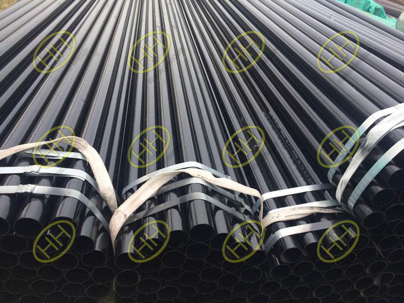ASTM A179 steel tubes