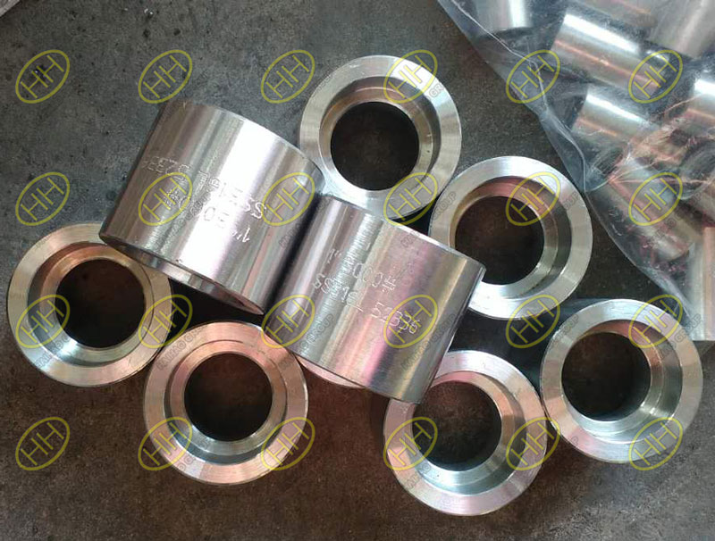 What is steel pipe coupling?