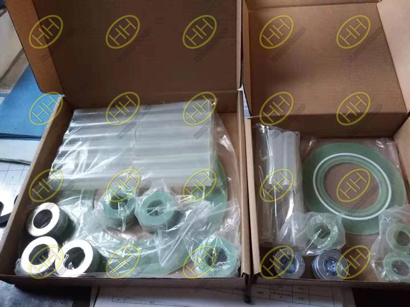Isolation gasket kits