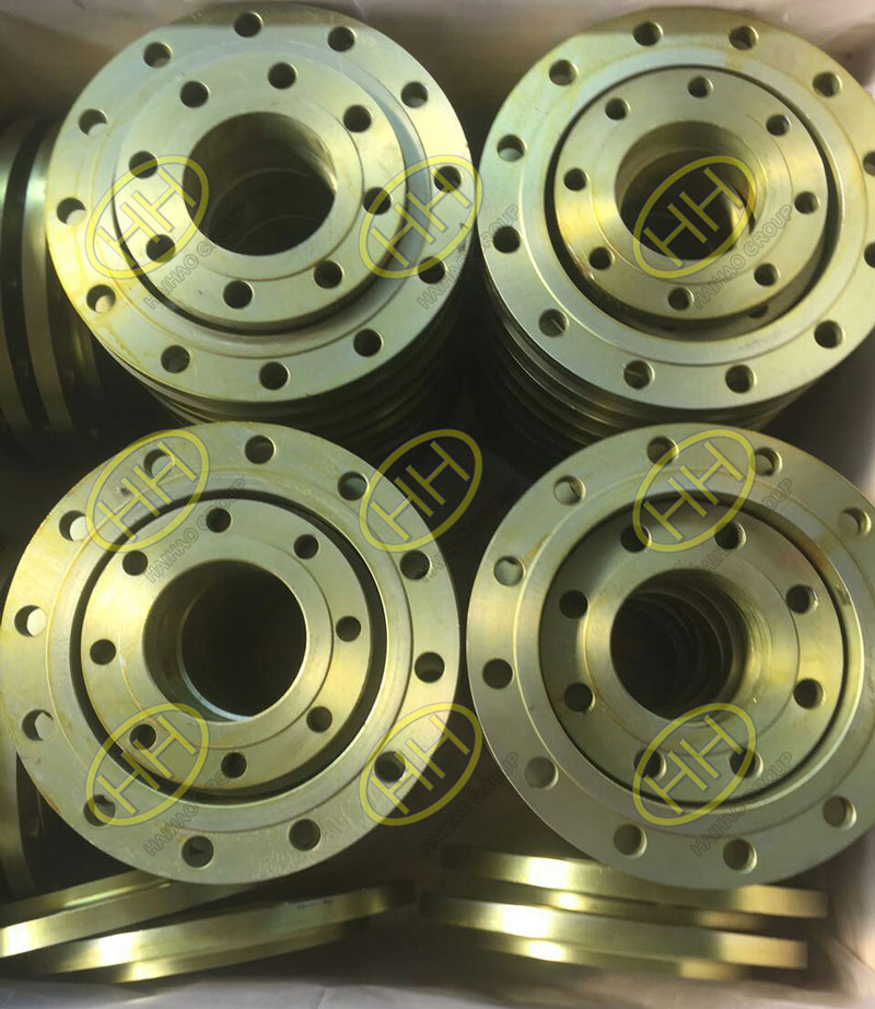 ANSI ASME B16.5 ASTM A105 RF SO flanges slip on flanges