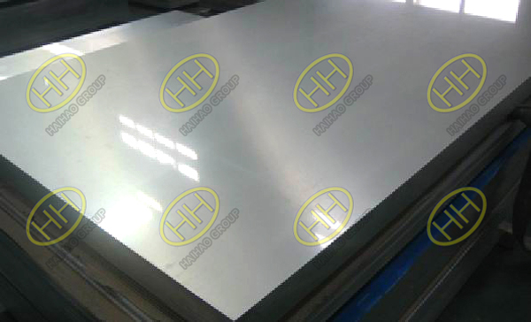 The principle of strength lifting for stainless steel plate