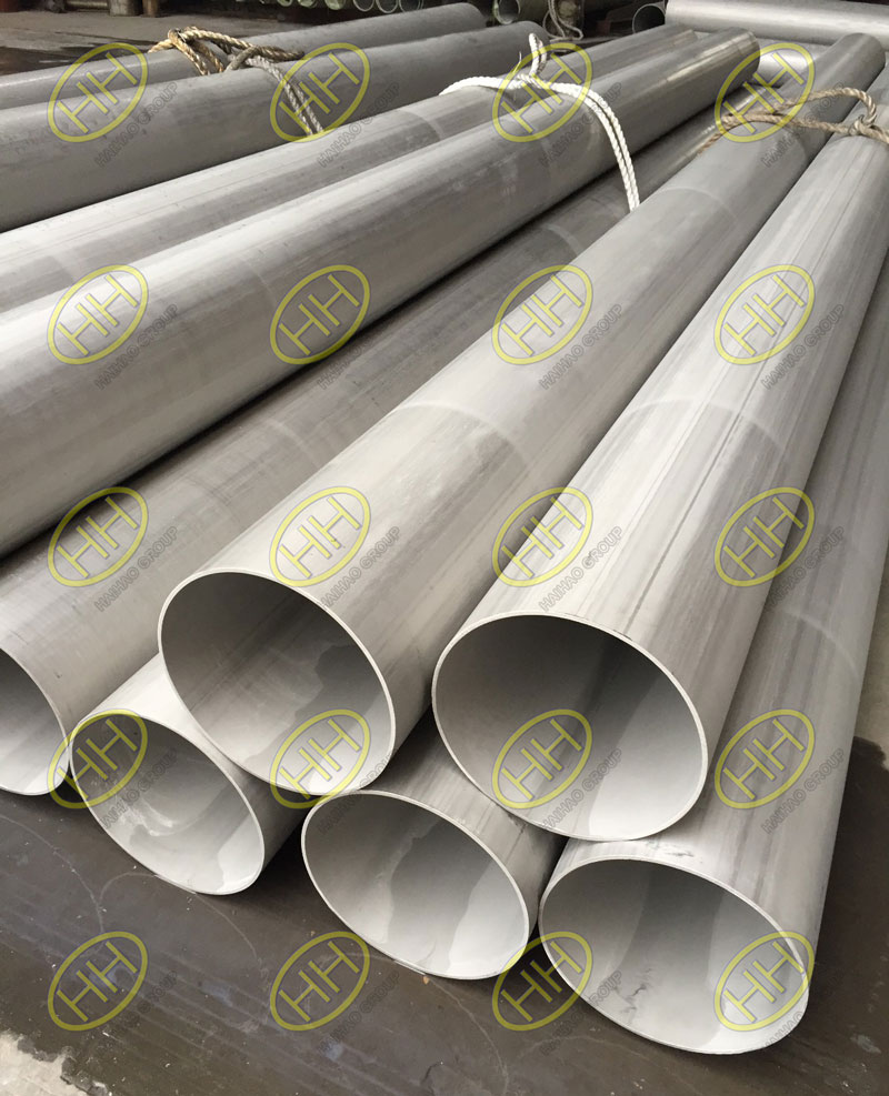 ASTM A312 TP304 welded steel pipes