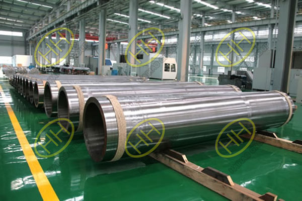 NACE MR0175 seamless steel pipes