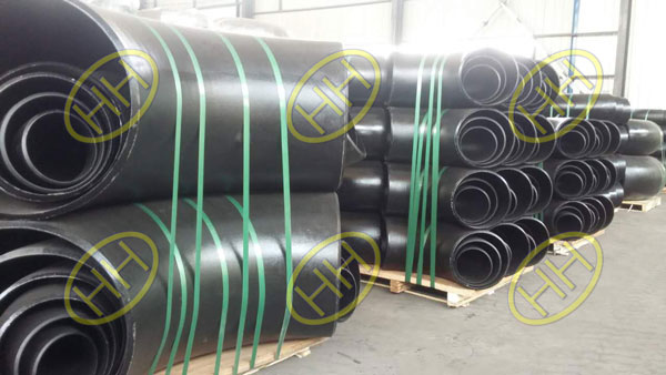 ASTM A234 WP9 alloy steel pipe fittings