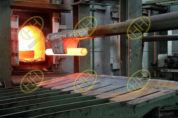 Introduction of forging heat treatment process